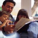 Роль отца в семейном воспитании