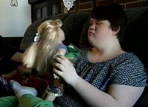 Куклы с синдромом Дауна