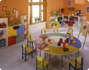Особенности частного детсада