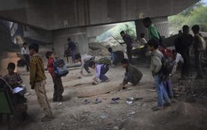 Необычная школа в Индии