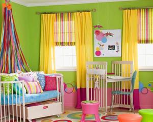 Детская комната. Ремонт.
