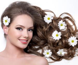 Секреты восстановления красоты волос