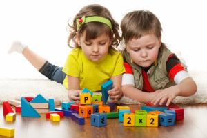 Как кубики влияют на развитие ребенка