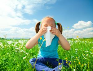 Шесть причин аллергии у детей