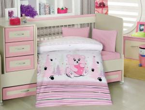 Лучшее постельное белье для новорожденных