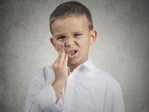 Когда у ребят зубы болят