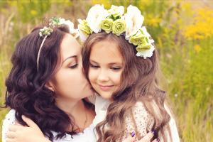 """Мне и моим дочкам не нужно """"классическое"""" детство."""