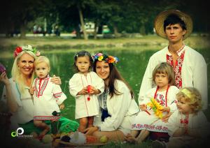 """Фотосессия """"Украинское - это модно"""""""