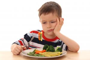 Чем отличается детское пищеварения от взрослого