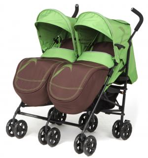 Преимущества владения двойной детской коляски