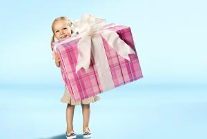 Что подарить ребенку на день рождения?