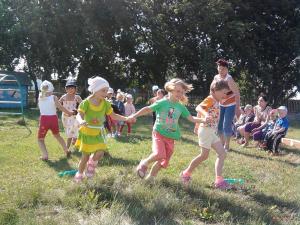 Пять детских игр на свежем воздухе