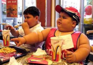 Ожирение – новая проблема в педиатрии