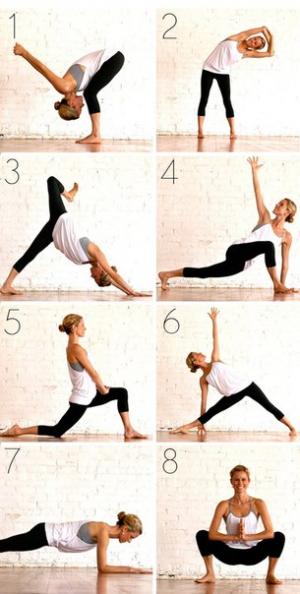 Упражнения для красивой фигуры