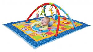 Попробуем сделать развивающий коврик для малыша