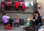 Китаянка воспитала 80 умственно отсталых детей