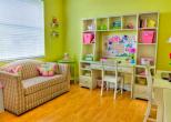 Оформление комнаты для ребенка