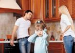 Дети и развод родителей