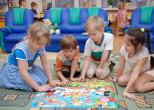 Зачем ребенку ходить в детский сад