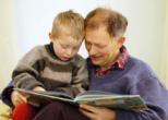 Дети, зачатые от пожилых отцов, живут дольше
