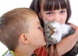 Домашние питомцы помогают детям-аутистам