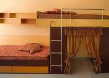 Плюсы и минусы двухъярусной кровати для детей
