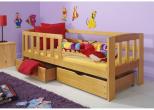 Преимущества детской кроватки из дерева