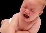 Здоровье новорождённого ребенка. Почему он плачет?