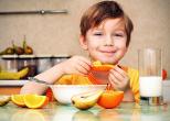Рацион ребенка влияет на его психическое здоровье