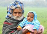 Самый старый отец новорожденного ребенка