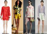 Модные шорты на лето 2013