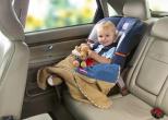 В России предлагают повысить штраф за отсутствие ресла в автомобиле с ребенком