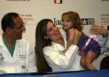 Врачи провели уникальную операцию в утробе матери