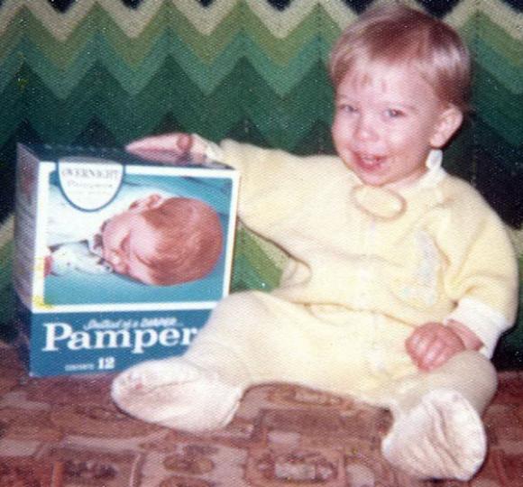 Pampers. История первых одноразовых подгузников