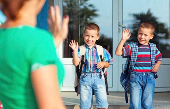 Собираем ребенка в первый класс