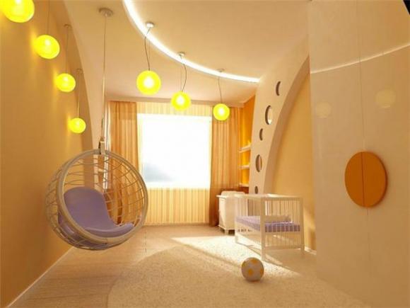 Самые необычные детские комнаты