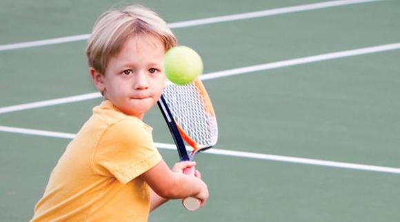 Большой теннис для детей в Tennis Group