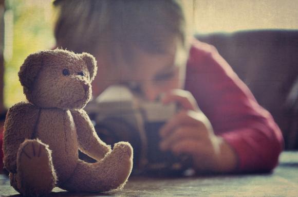 История мягкой игрушки