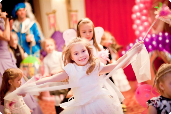 Незабываемый праздник для ребенка